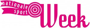 Logo Nationale sportweek 2012