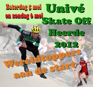 Univé skate off 2012 Heerde