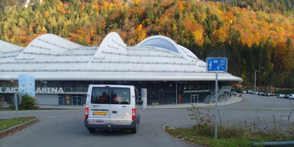 Inzell DNIJ STG-Lochem 2013 schaatsen